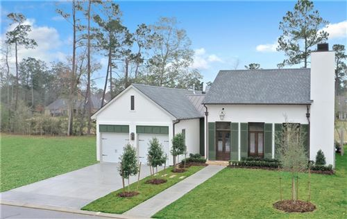 Photo of 63 HUMMINGBIRD Road, Covington, LA 70433 (MLS # 2187780)