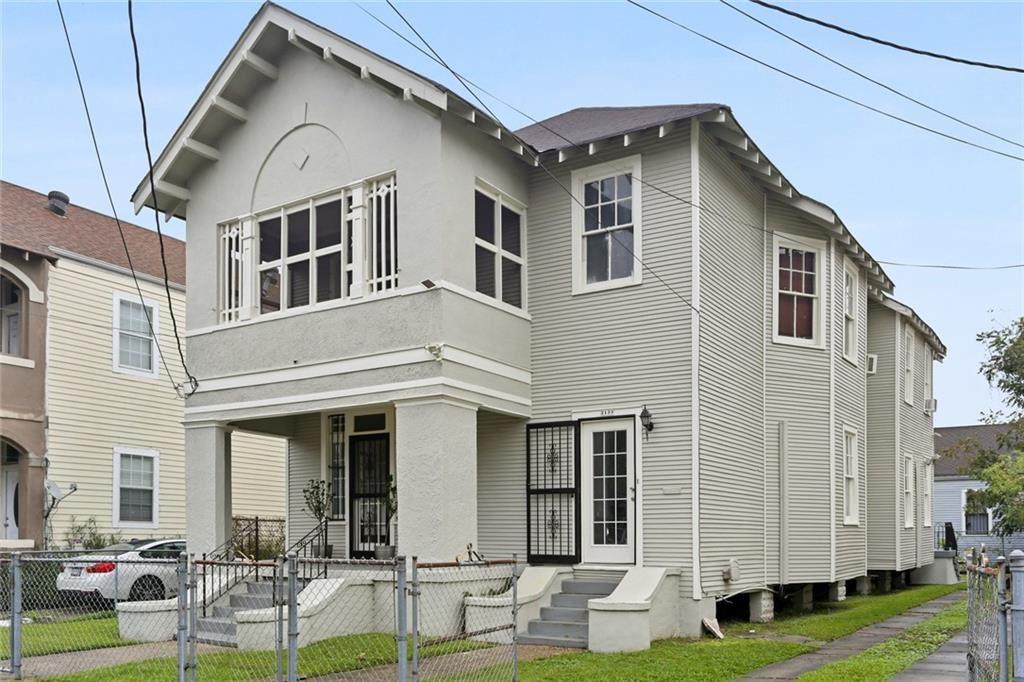 2133-35 ROBERT Street, New Orleans, LA 70115 - #: 2275781