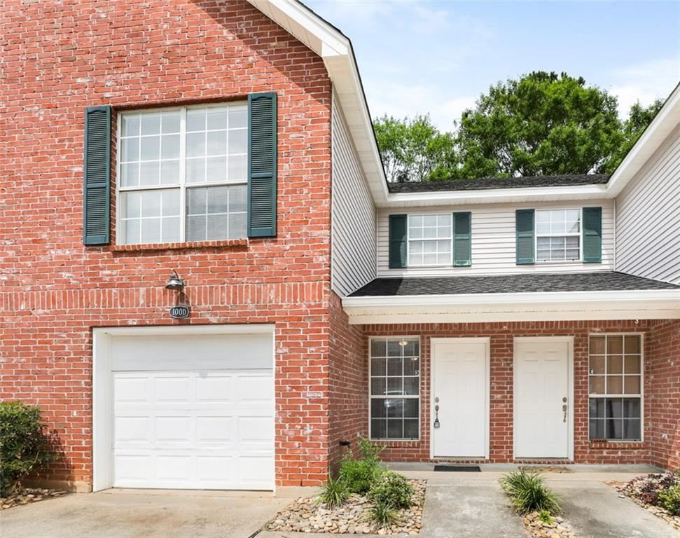 100 COVINGTON MEADOW Circle #D, Covington, LA 70433 - #: 2248782