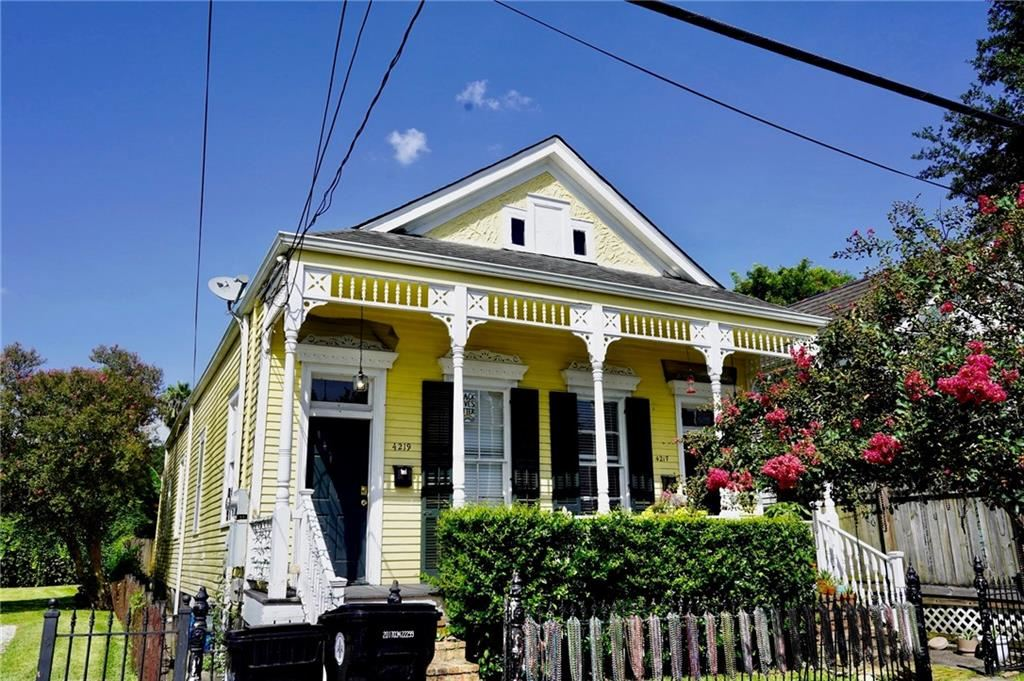 4219 IBERVILLE Street, New Orleans, LA 70119 - #: 2313794
