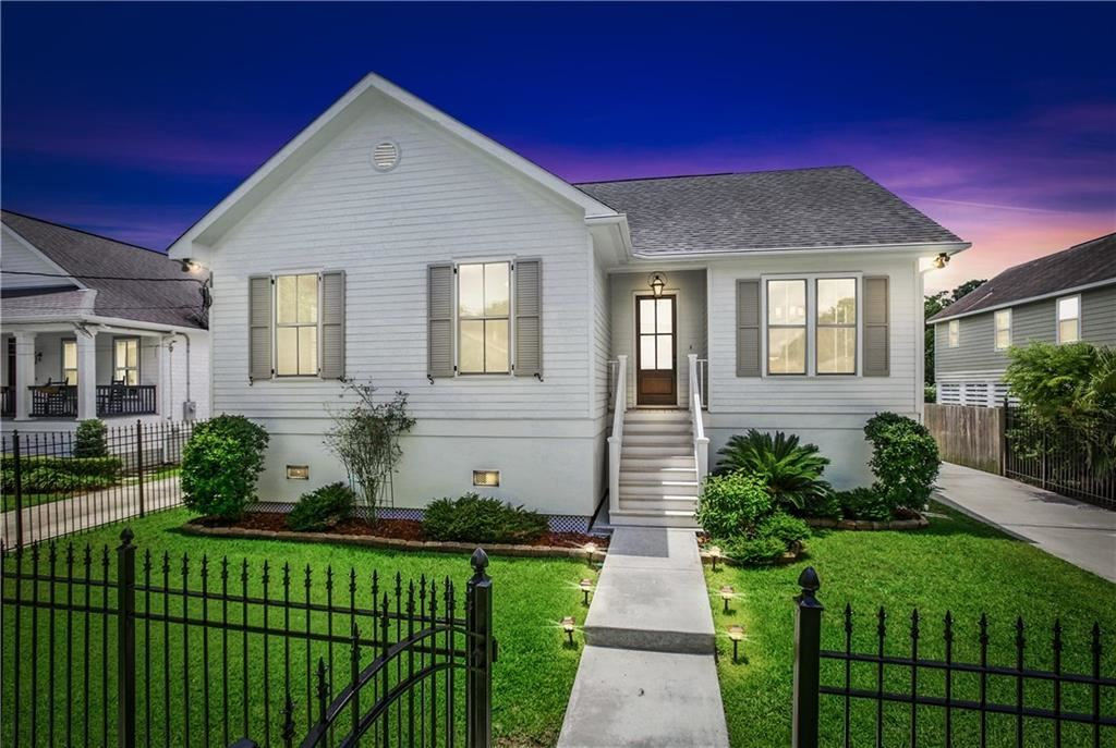 1412 BURBANK Drive, New Orleans, LA 70122 - #: 2254804