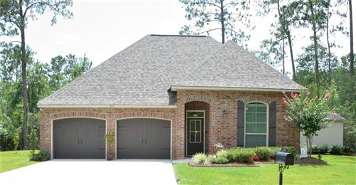 Photo of 100 GRAND LAKE Drive, Covington, LA 70435 (MLS # 2210815)