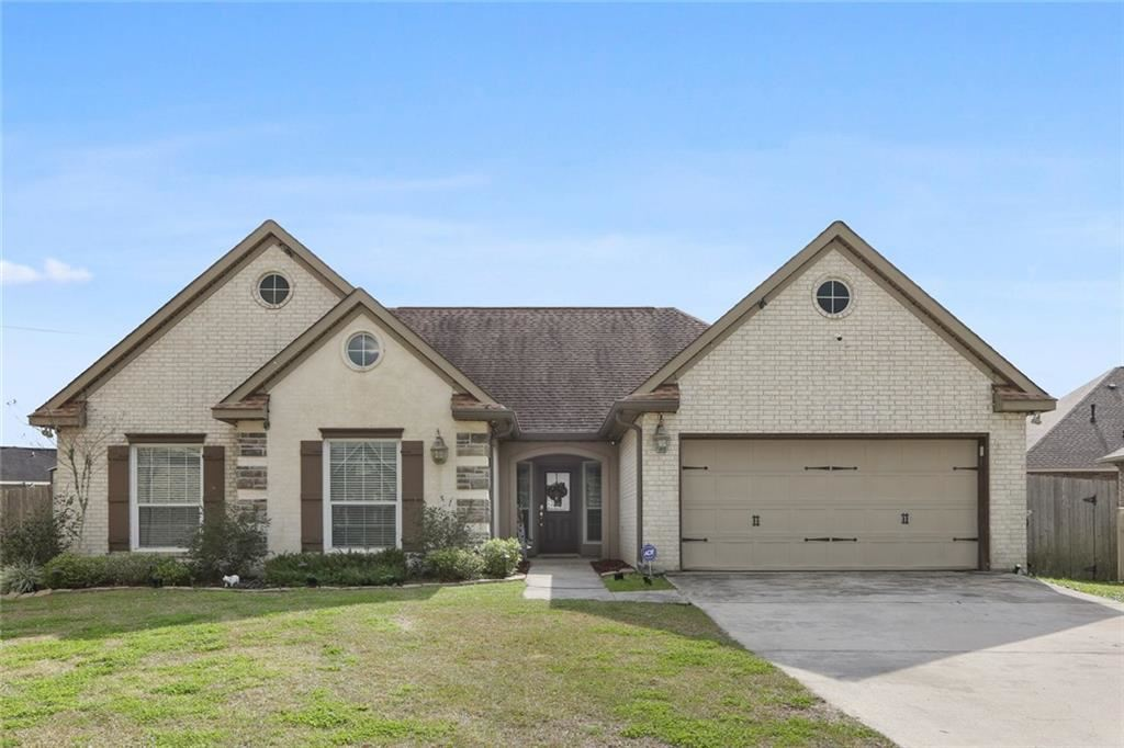 2729 CREOLE Court, Marrero, LA 70072 - #: 2239819