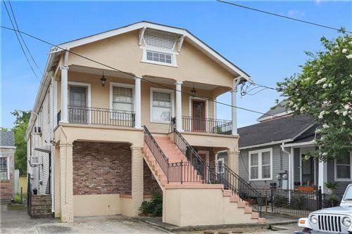 Photo of 124 N SOLOMON Street, New Orleans, LA 70119 (MLS # 2303823)