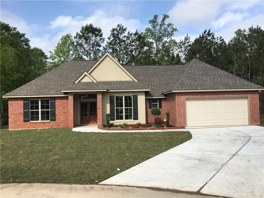 28445 WATER OAK LOOP Street, Ponchatoula, LA 70454 - #: 2247836