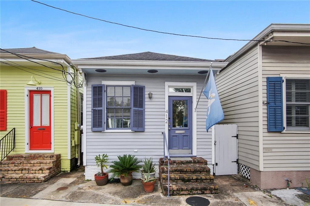 412 OCTAVIA Street, New Orleans, LA 70115 - #: 2305842