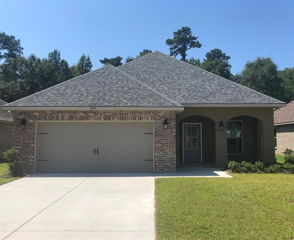 645 TERRACE LAKE Drive, Covington, LA 70435 - #: 2186848