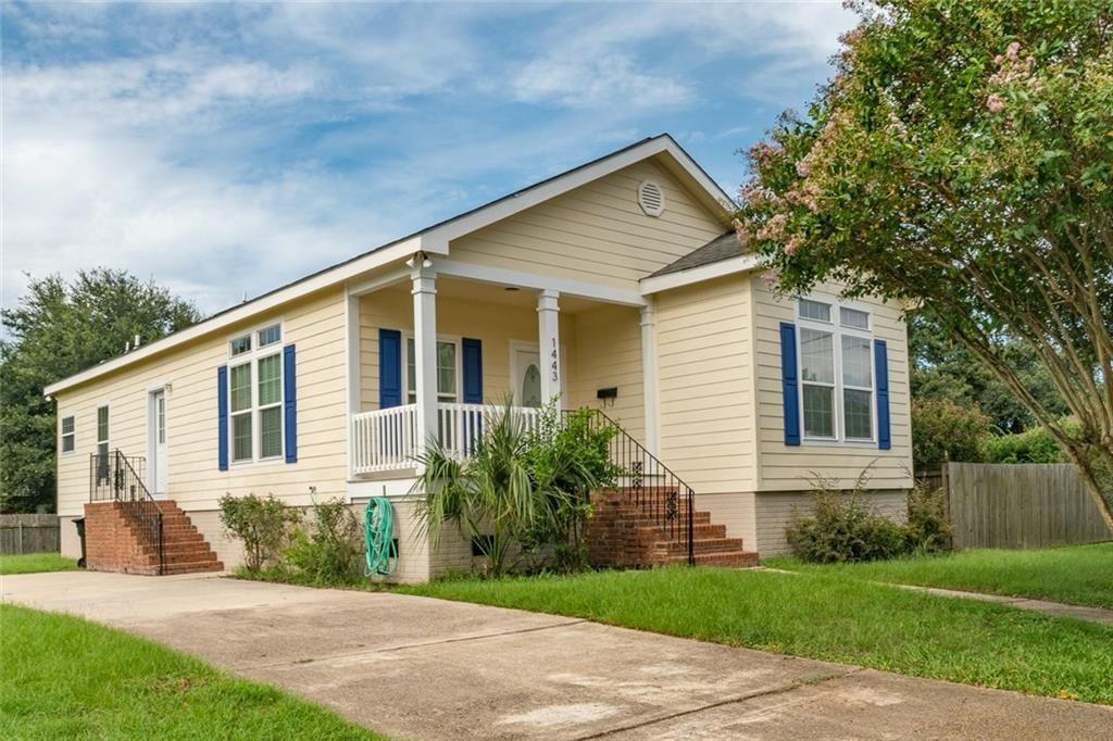 1443 PRESSBURG Street, New Orleans, LA 70122 - #: 2266848