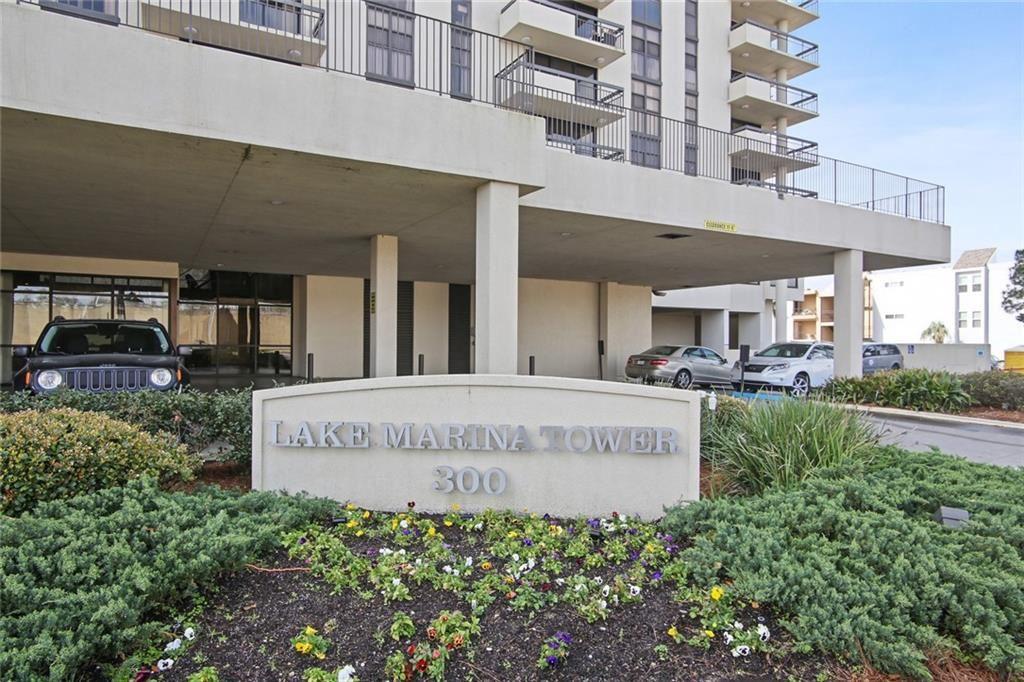 300 LAKE MARINA Avenue #4A, New Orleans, LA 70124 - #: 2287860