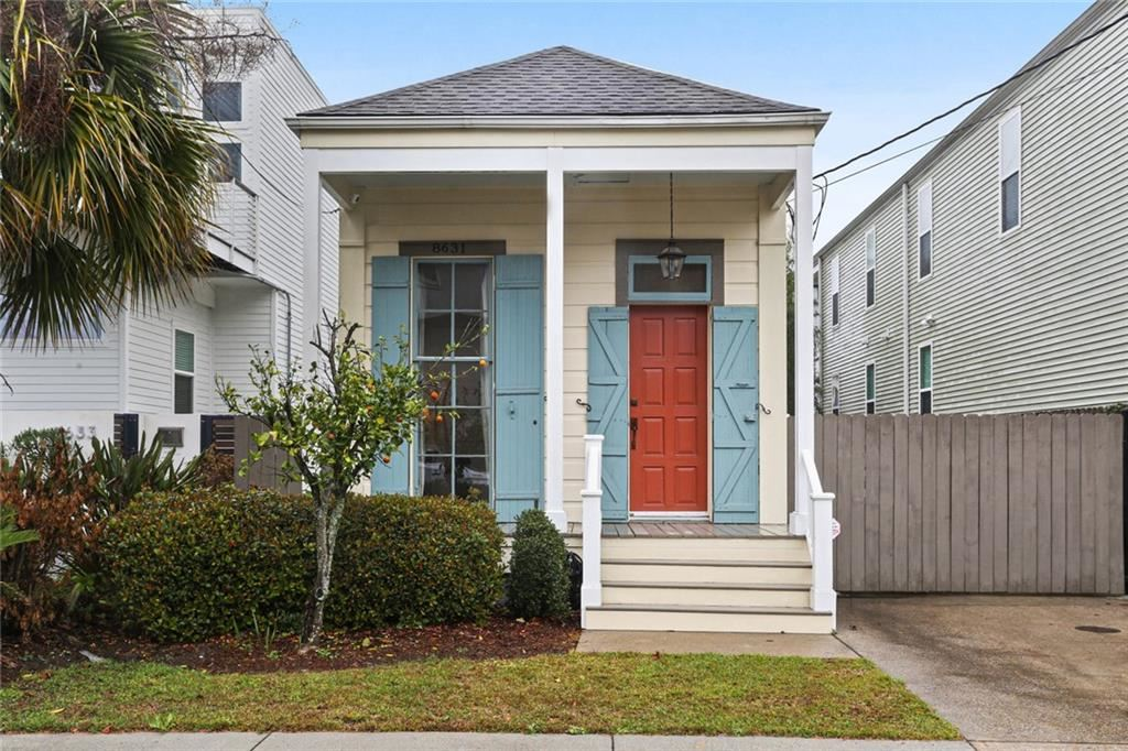 8631 ZIMPLE Street, New Orleans, LA 70118 - #: 2309862