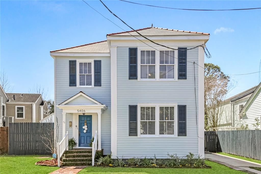 5406 S ROCHEBLAVE Street, New Orleans, LA 70125 - #: 2289865
