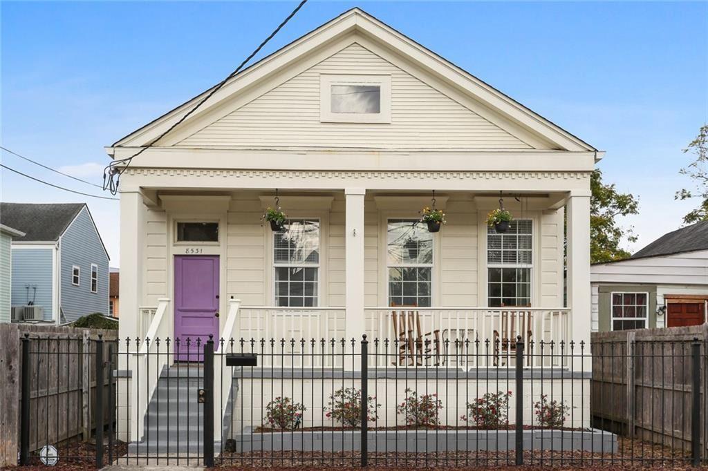 8531 JEANNETTE Street, New Orleans, LA 70118 - #: 2277870