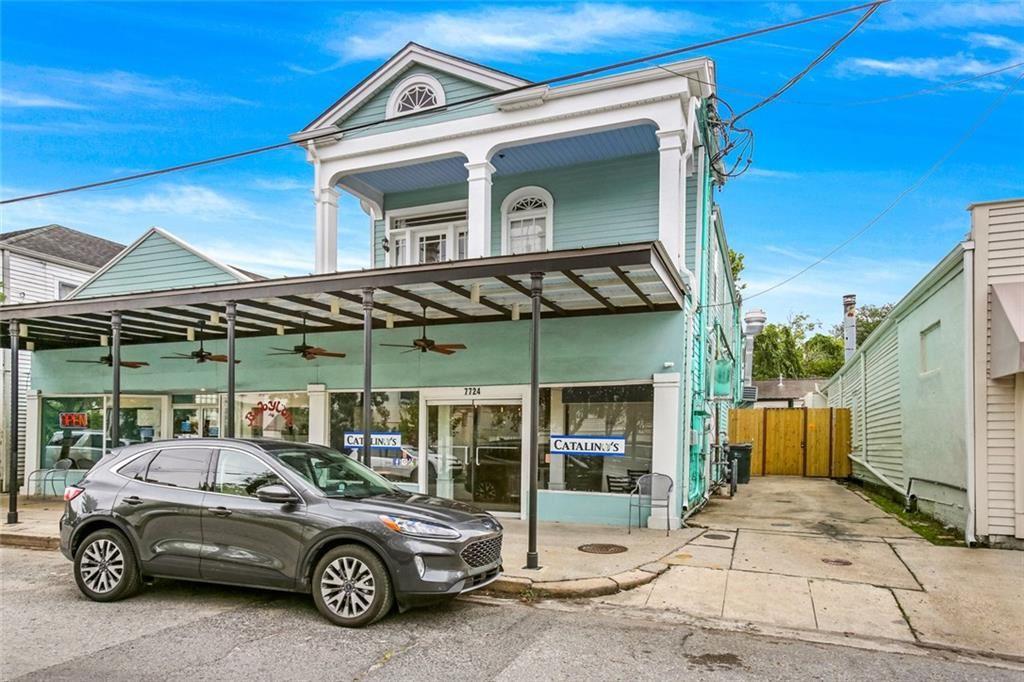 7724 MAPLE Street, New Orleans, LA 70118 - #: 2258871