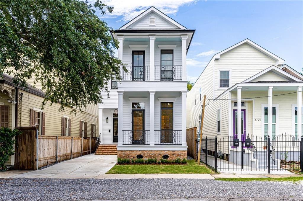 4733 CAMP Street, New Orleans, LA 70115 - #: 2305887