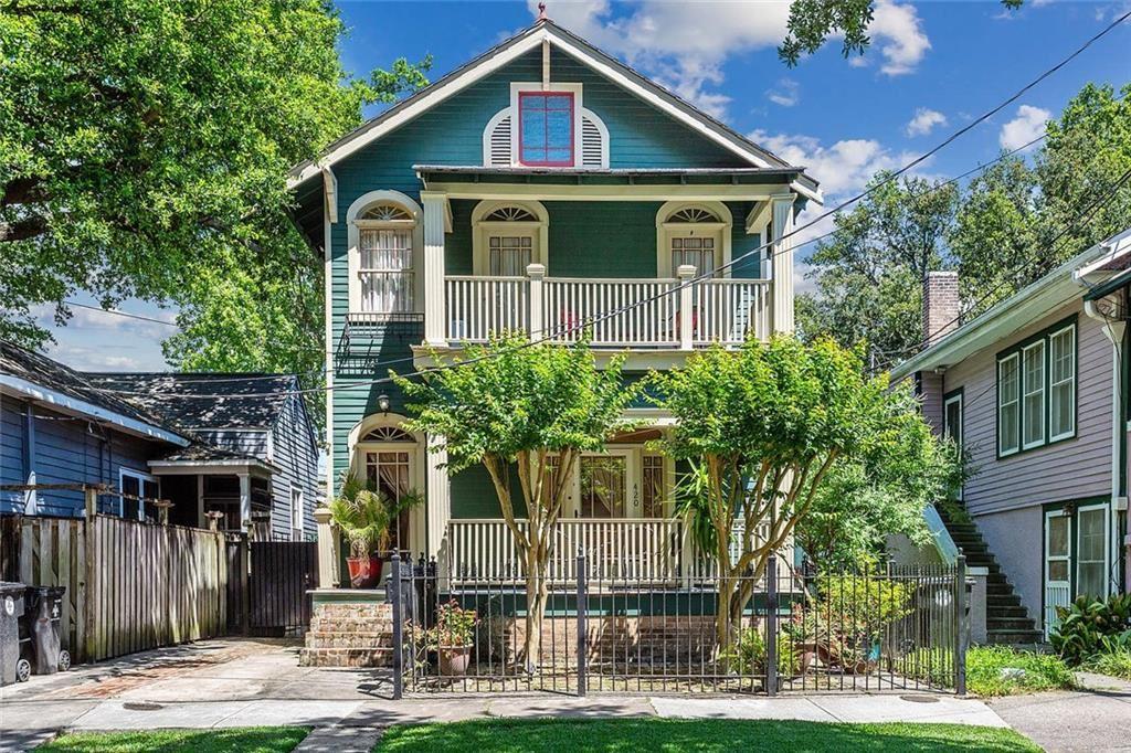 420 DELARONDE Street, New Orleans, LA 70114 - #: 2300889