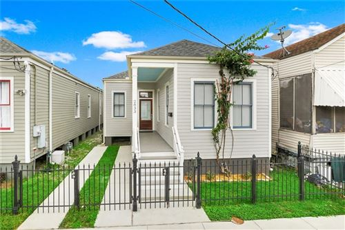 Photo of 2833 LIVAUDAIS Street, New Orleans, LA 70130 (MLS # 2260893)