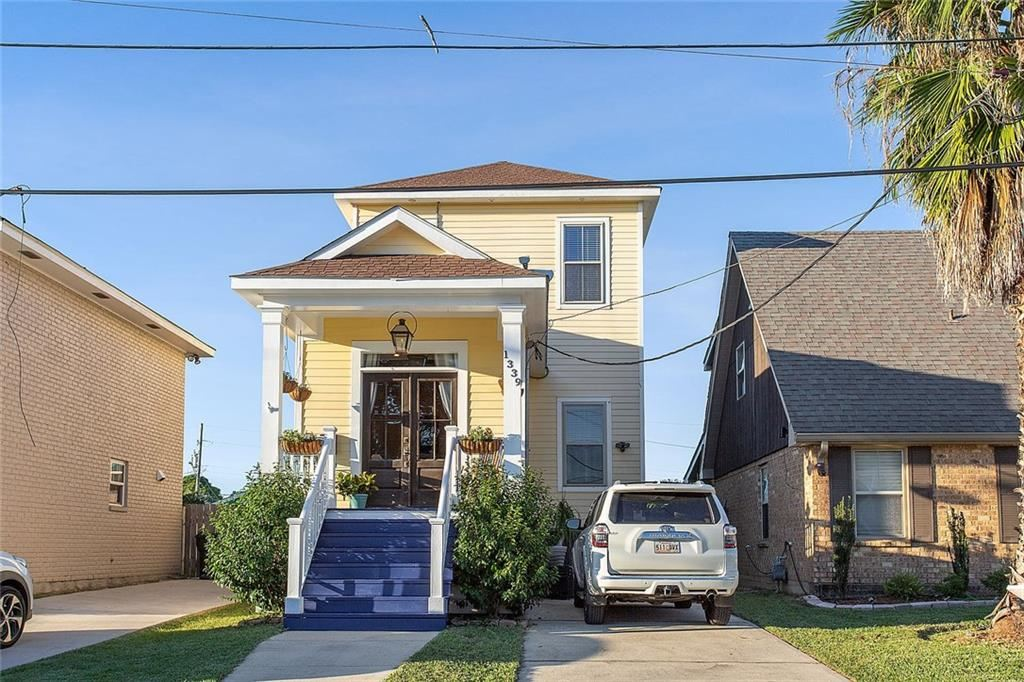 1339 MADRID Street, New Orleans, LA 70112 - #: 2270895