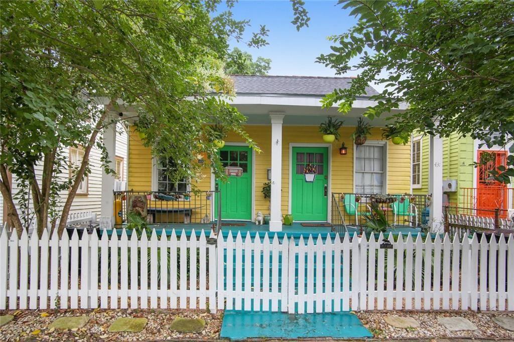 431 SLIDELL Street, New Orleans, LA 70114 - #: 2302902