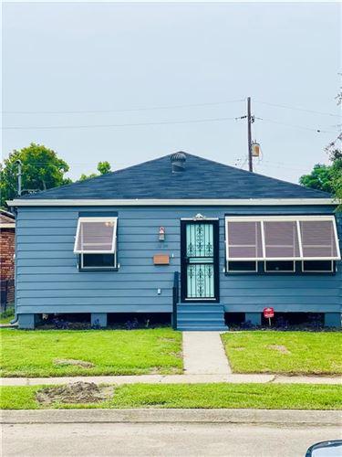 Photo of 541 WARRINGTON Drive, New Orleans, LA 70122 (MLS # 2310907)