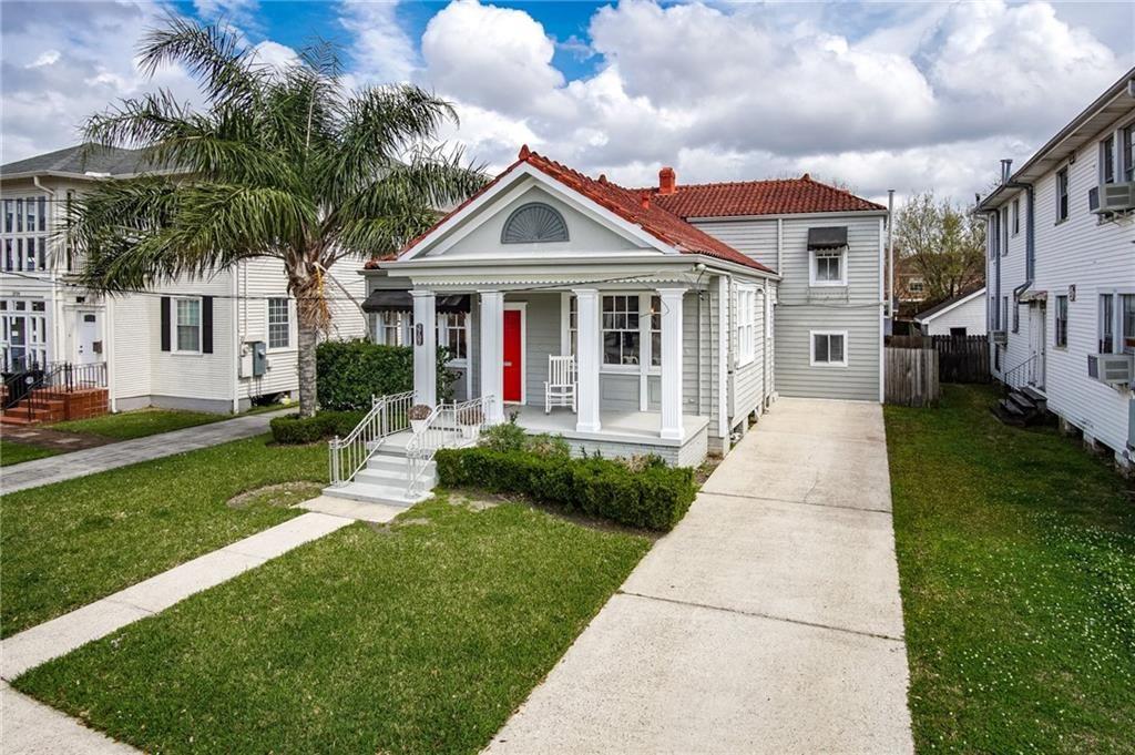 3707 NASHVILLE Avenue, New Orleans, LA 70125 - #: 2316909