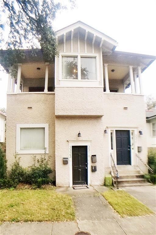 3323 NAPOLEON Avenue, New Orleans, LA 70125 - #: 2275912