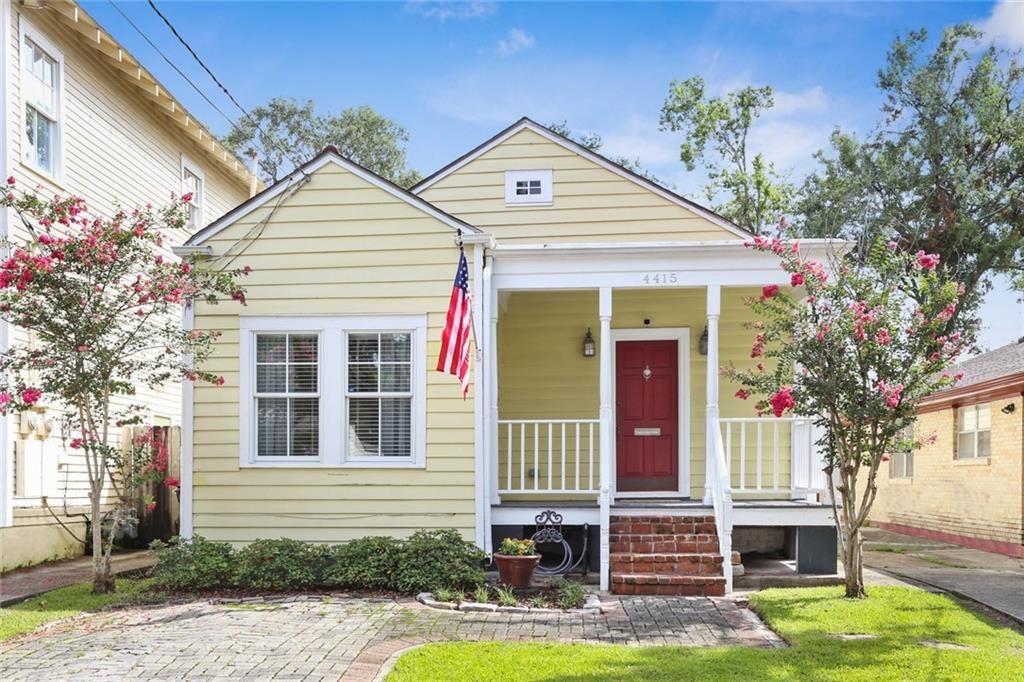 4415 FONTAINEBLEAU Drive, New Orleans, LA 70125 - #: 2308912