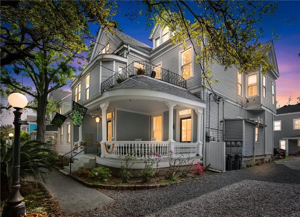 2512 MAGAZINE Street #G, New Orleans, LA 70130 - #: 2291913