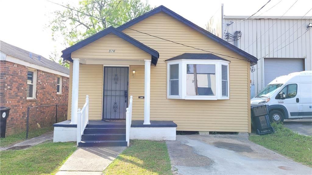 516 N HENNESSEY Street, New Orleans, LA 70119 - #: 2296913