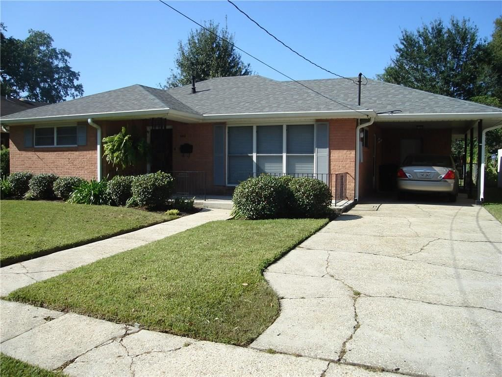 542 GORDON Avenue, Harahan, LA 70123 - #: 2228916