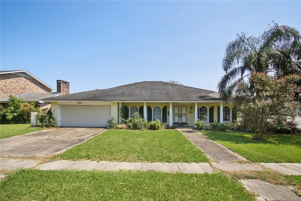 5101 CLEVELAND Place, Metairie, LA 70003 - #: 2268916