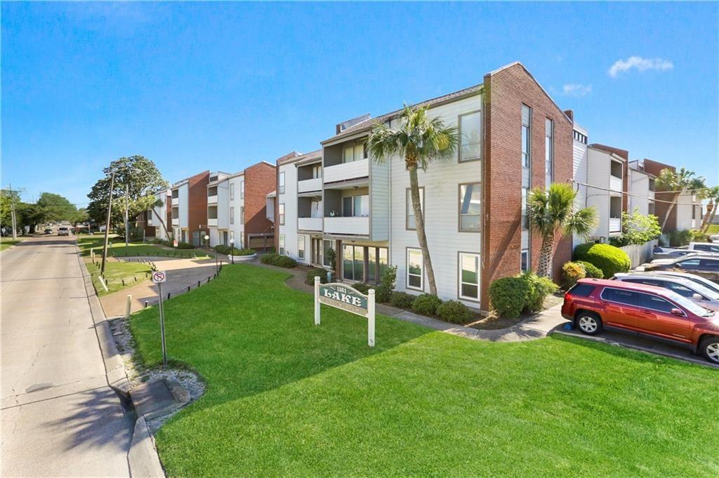 1161 LAKE Avenue #113, Metairie, LA 70005 - #: 2296918