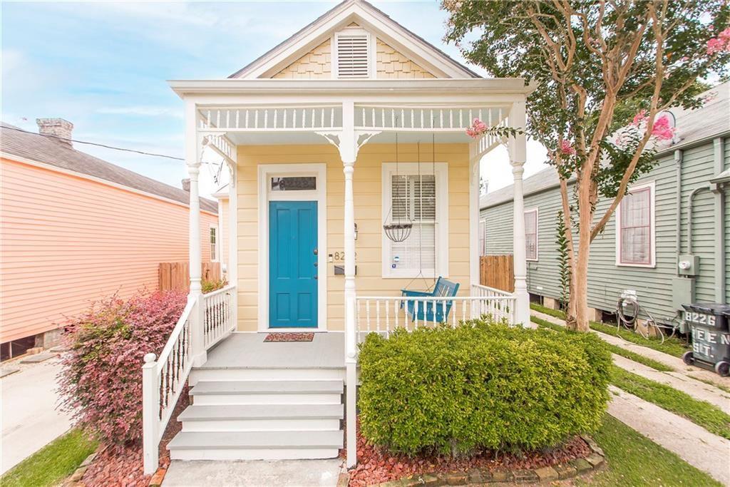 8222 GREEN Street, New Orleans, LA 70118 - #: 2306918