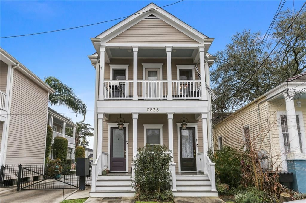 2836 CONSTANCE Street #F, New Orleans, LA 70115 - #: 2287919