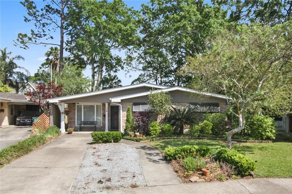 14 CENTRAL Drive, Metairie, LA 70005 - #: 2293925