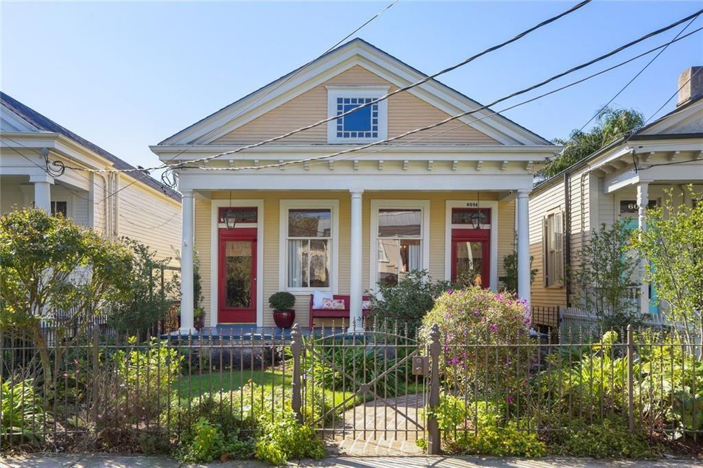 6014 COLISEUM Street, New Orleans, LA 70118 - #: 2297932