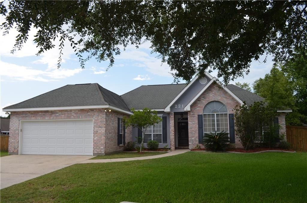 221 MEGAN Lane, Slidell, LA 70458 - #: 2212934