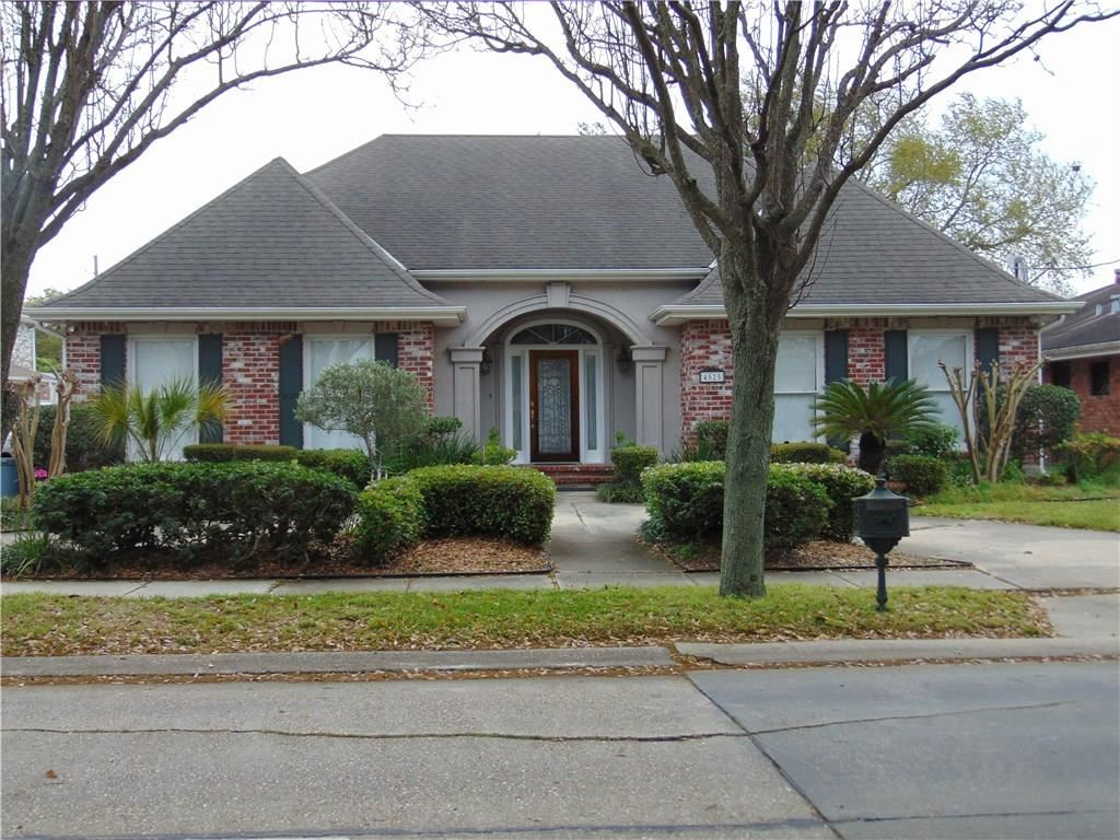 4525 TRANSCONTINENTAL Drive, Metairie, LA 70006 - #: 2243937
