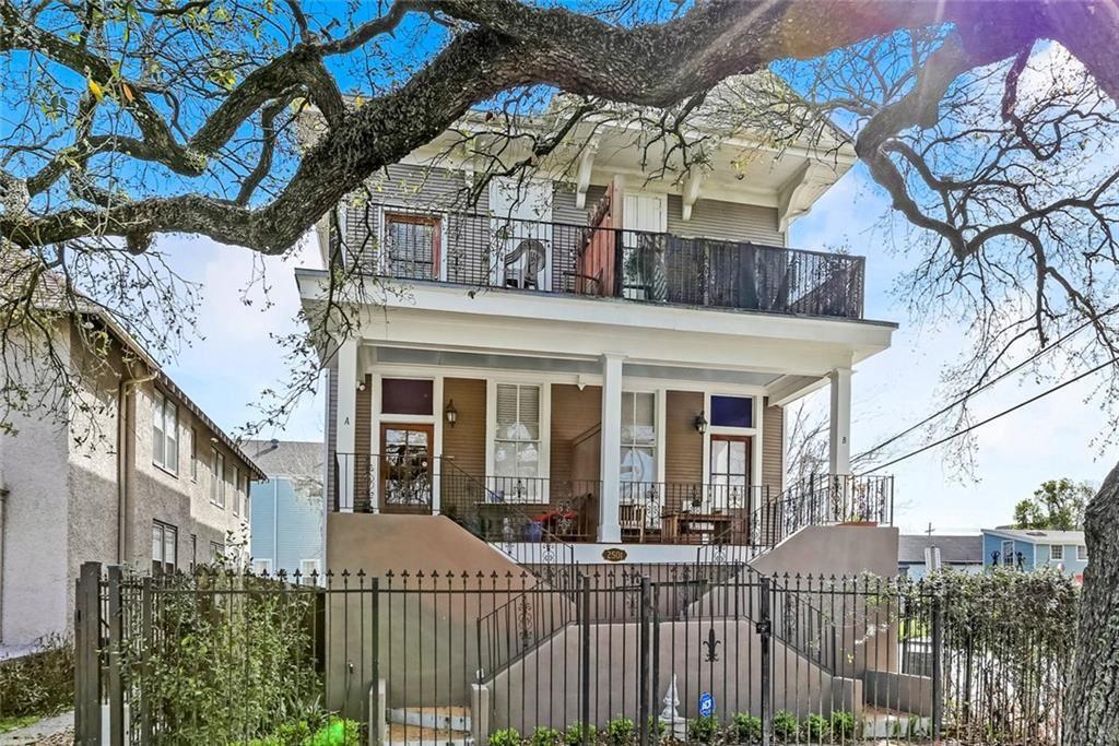 2501 NAPOLEON Avenue #B, New Orleans, LA 70115 - #: 2287943