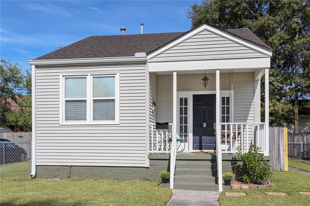 3 SAN MATEO Avenue, Jefferson, LA 70121 - #: 2229956