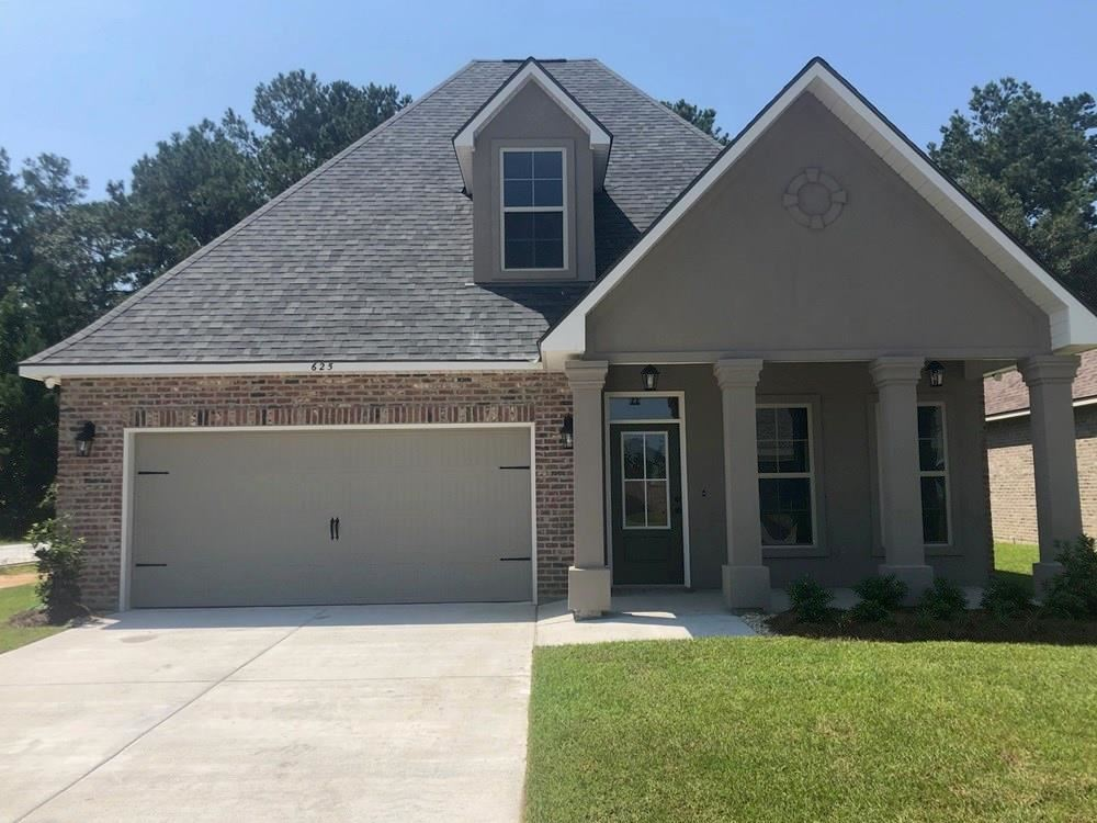 625 TERRACE LAKE Drive, Covington, LA 70435 - #: 2203959