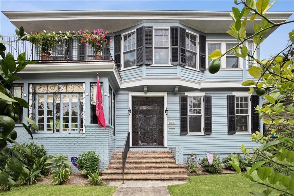 828 BURDETTE Street, New Orleans, LA 70118 - #: 2312960