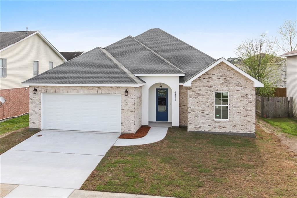 4817 LIBERTY OAKS Drive, Marrero, LA 70072 - #: 2246961