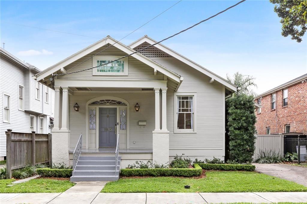 1015 NASHVILLE Avenue, New Orleans, LA 70115 - #: 2255964