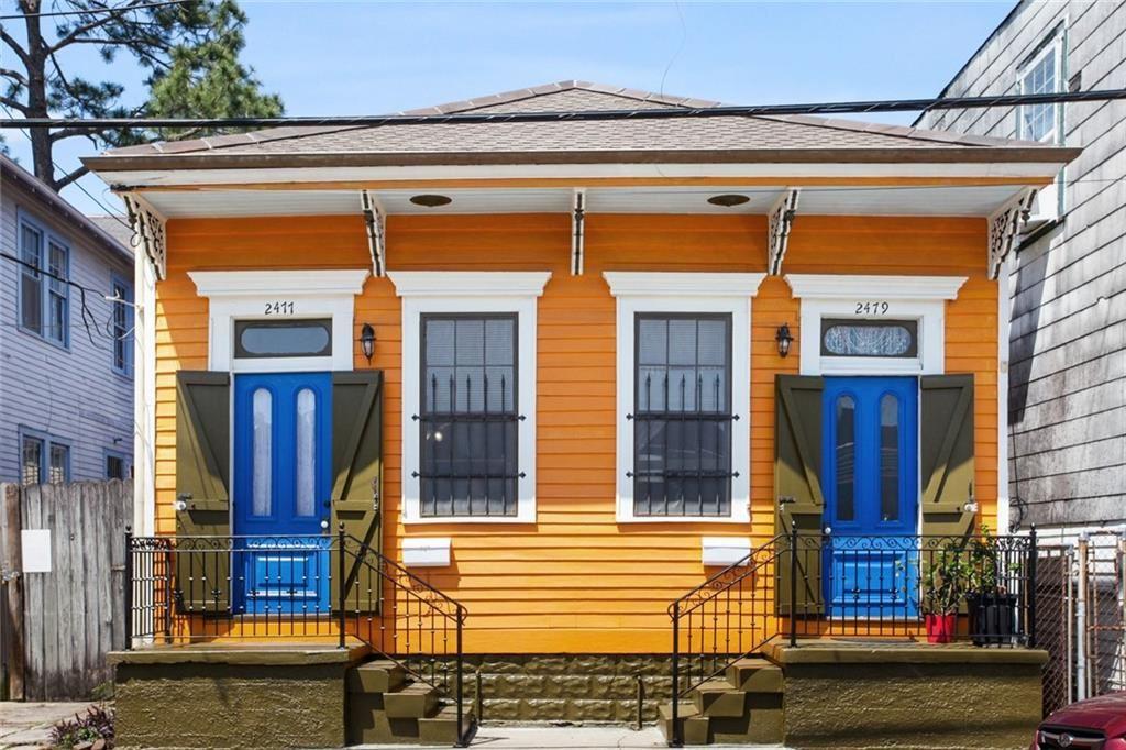 2477-79 BURGUNDY Street, New Orleans, LA 70117 - #: 2294964