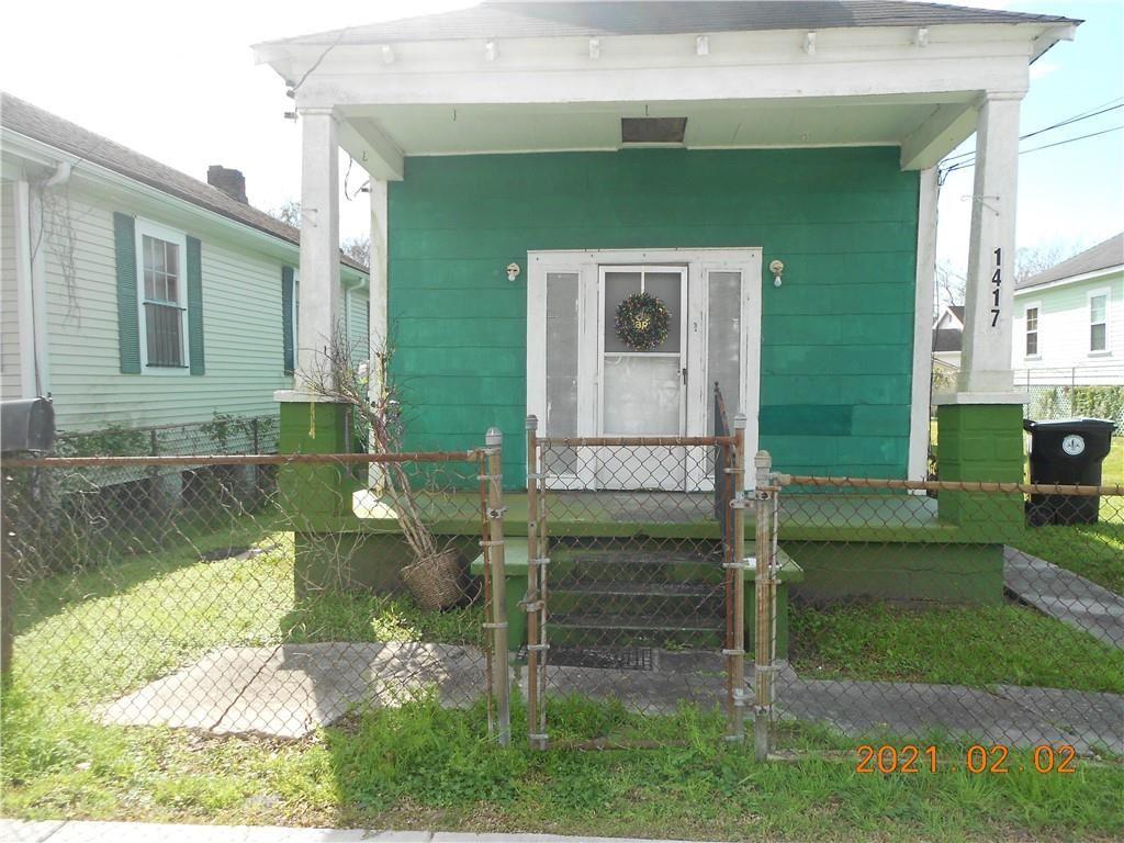 1417 SOCRATES Street, New Orleans, LA 70114 - #: 2286965
