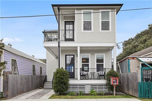 Photo of 709 N SALCEDO Street, New Orleans, LA 70119 (MLS # 2276976)