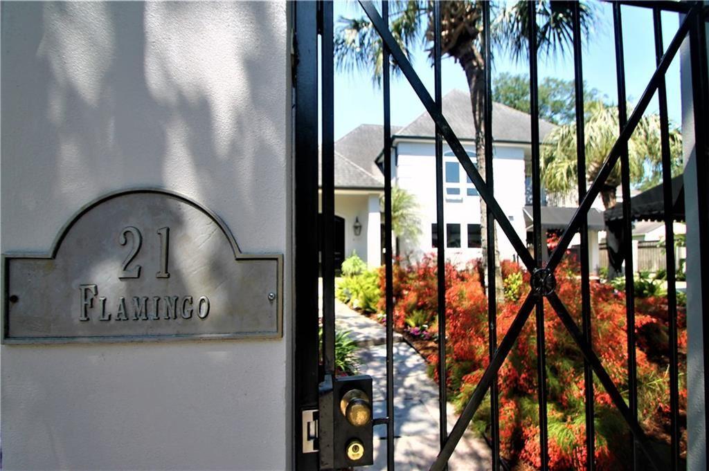 21 FLAMINGO Street, New Orleans, LA 70124 - #: 2252976