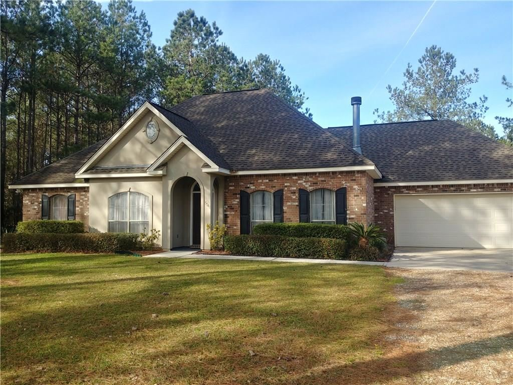 15541 LAKE RAMSEY Road, Covington, LA 70435 - #: 2238977