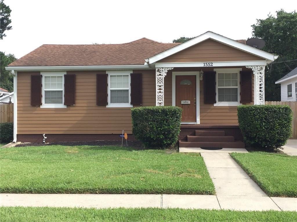 1552 PRESSBURG Street, New Orleans, LA 70122 - #: 2256980