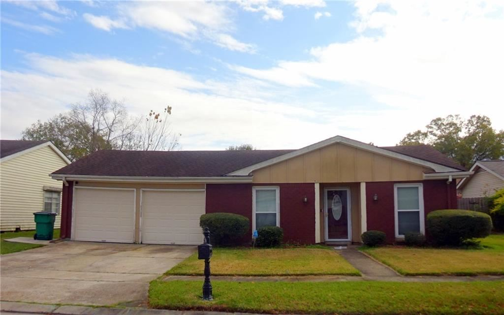 3893 CHRISWOOD Lane, Harvey, LA 70058 - #: 2233982